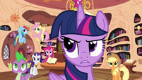 Twilight and friends -strange weather patterns- S4E1