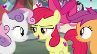 "Apple Bloom ""get to the bottom of this!"" S8E10"