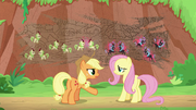 "Applejack ""no reason to stop talkin'"" S8E23"