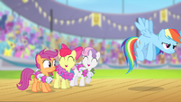 CMC excited and Rainbow frustrated S4E05