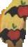 Comic issue 33 Vampire Applejack cutie mark crop