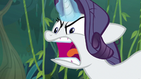 "Fake Rarity screeching ""all mine!"" S8E13"