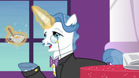 "Fancy Pants ""nopony could handle all this"" S9E13"