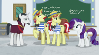 "Flam interrupting Twilight ""technically"" S8E16"