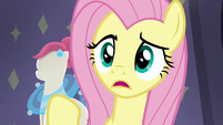 "Fluttershy ""aren't all those things opposites?"" S8E4"