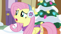 "Fluttershy ""hurt the other foods' feelings"" MLPBGE"