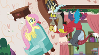 "Fluttershy ""of course I do, silly!"" S7E12"