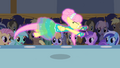 Fluttershy flying without wings S1E20.png