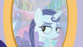 Goth Pony looking at herself in the mirror S5E14.png