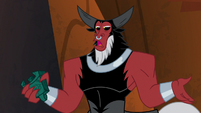 "Lord Tirek ""love to hoard information"" S9E17"