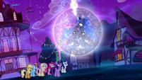 Luna and Mane Six -hurry, my friends!- S5E13