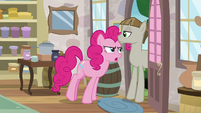 "Pinkie Pie ""apology not accepted"" S8E3"