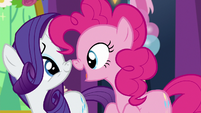 """Pinkie Pie """"that's so exciting!"""" S7E1"""