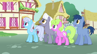 Ponies in shock S3E05