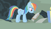 Rainbow Dash -Tried that one, tried that one, tried that one...- S1E12