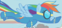 Rainbow Dash Wonderbolt ID S1E3