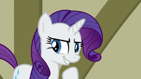 "Rarity ""give me a chance to practice"" S9E19"