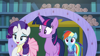 "Rarity ""our day of fun was hard to plan"" S8E17"