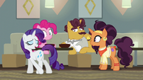 "Rarity ""yes, they will"" S6E12"