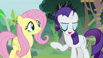 Rarity -it doesn't matter who else I asked- S8E4