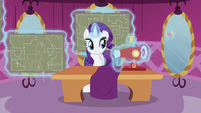 Rarity using thread S3E13