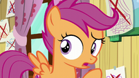 Scootaloo --And we always will be!-- S6E4