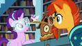 Starlight makes a Flurry Heart cuckoo clock S7E1.png