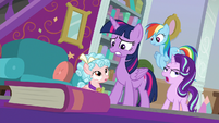 Starlight making fun of Twilight S8E25