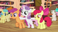 Sweetie Belle -we the Cutie Mark Crusaders- S4E15
