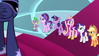 "Twilight ""we experienced it first-hoof"" S8E25"