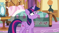 Twilight -How's tonight's party coming-- S5E11