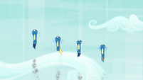 Wonderbolts in a steady climb S6E7