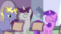 Written Script and Amethyst Star dismiss The Tasty Treat S6E12.png