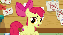 Apple Bloom --But I don't know what it'll be-- S6E4