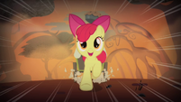 Apple Bloom home free S4E17