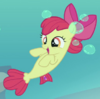 Apple Bloom seapony ID S8E6
