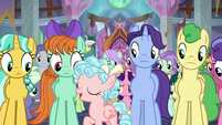 Cozy -won't be any more lessons- S8E26