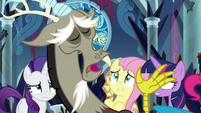"Discord ""I have nothing left to give"" S9E2"