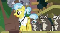 """Dr. Fauna """"uh, okay"""" S9E18"""