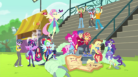 Equestria Girls victorious over JVJ-24601 EGDS50