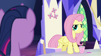 Fluttershy --Discord still makes mistakes-- S5E22