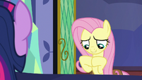 Fluttershy -use a third book to translate it all- S7E20