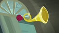 Horn above Rarity For You's front door S6E9.png