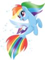 MLP The Movie Seapony Rainbow Dash official artwork.png