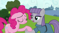 """Maud Pie """"rocks aren't the only reason"""" S7E4"""