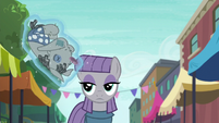 Maud Pie looking at Smarty Pants S6E3