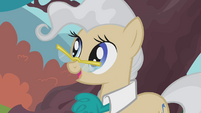 "Mayor Mare ""since you helped every team"" S1E11"