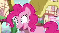 Pinkie Changeling --ooh, sounds awful!-- S6E25