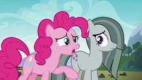 """Pinkie Pie """"he's super-duper weird!"""" S8E3"""