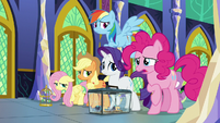 "Pinkie Pie ""possibly make you think that"" S9E26"